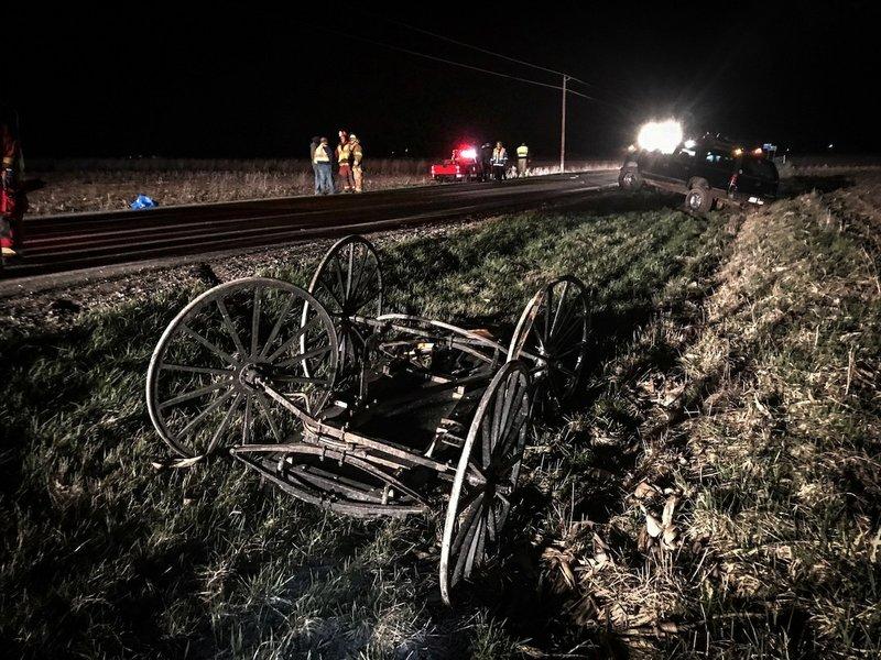 Amish Buggy Crash