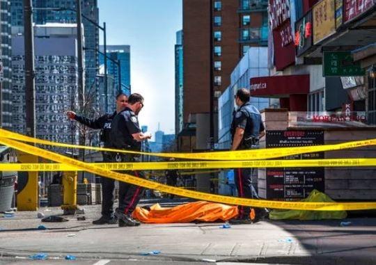 (Aaron Vincent Elkaim/The Canadian Press via AP)