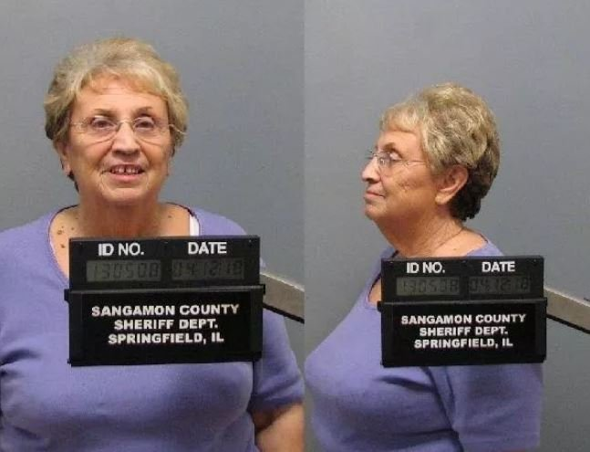 Pictured: Letha Dean