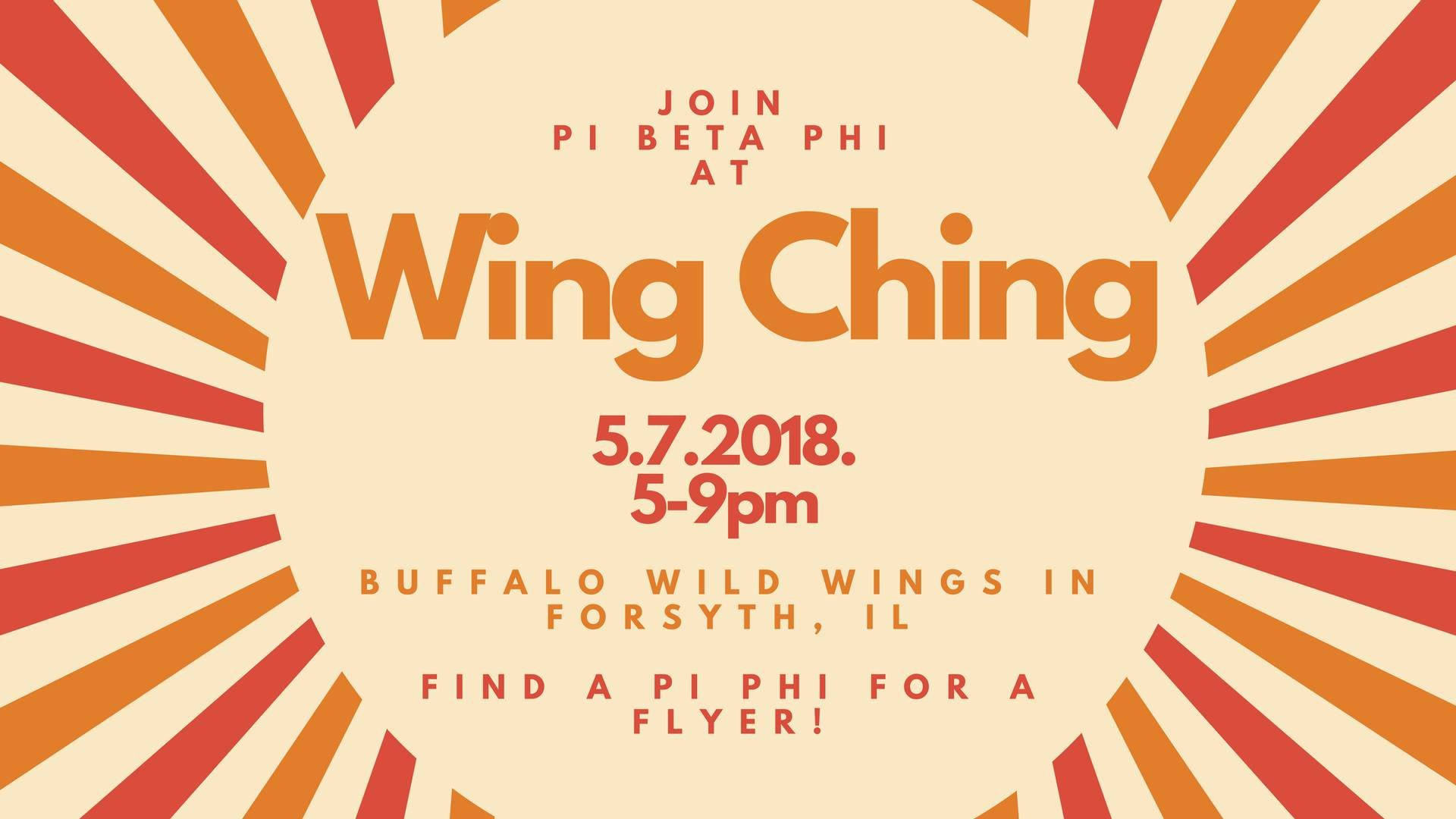 Wing Ching flier