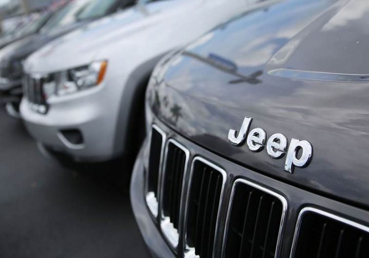 Almost 5 million vehicles recalled by Fiat Chrysler