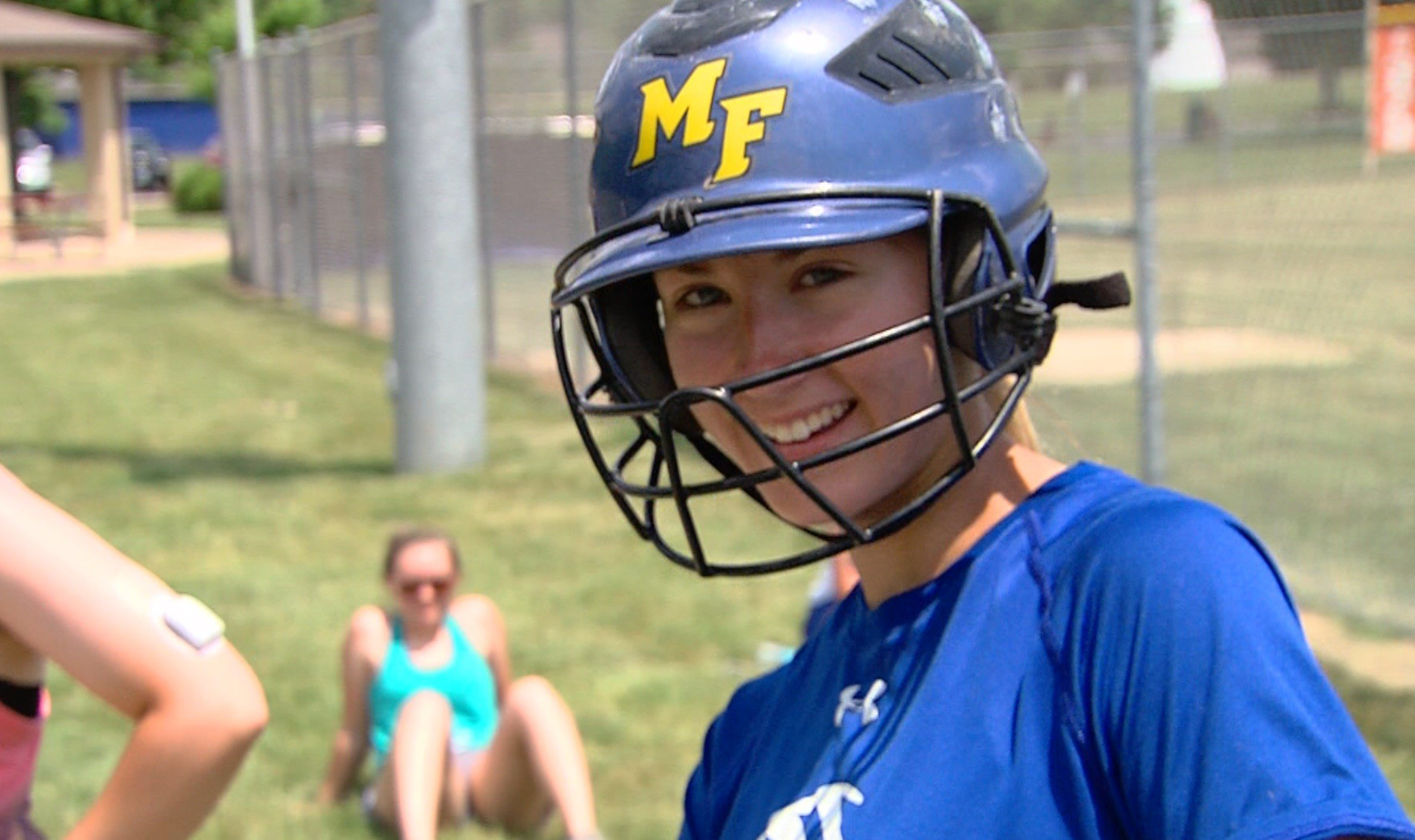 Maroa-Forsyth senior Kate Beckemeyer has thrown four no-hitters for the Trojans this season. She will play at Parkland College next season.