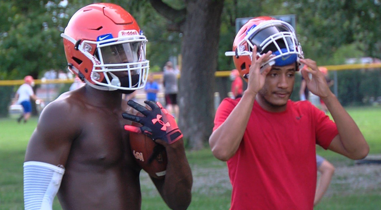 St. Teresa senior running back Jacardia Wright (6,202 career rushing yards) and senior safety Stanley Rodgers (249 career tackles) are part of an experienced nucleus that is preparing for one final year together.