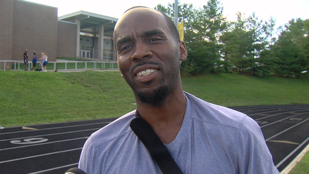 Curtis Graham is settling in for his first year as head coach of Eisenhower.