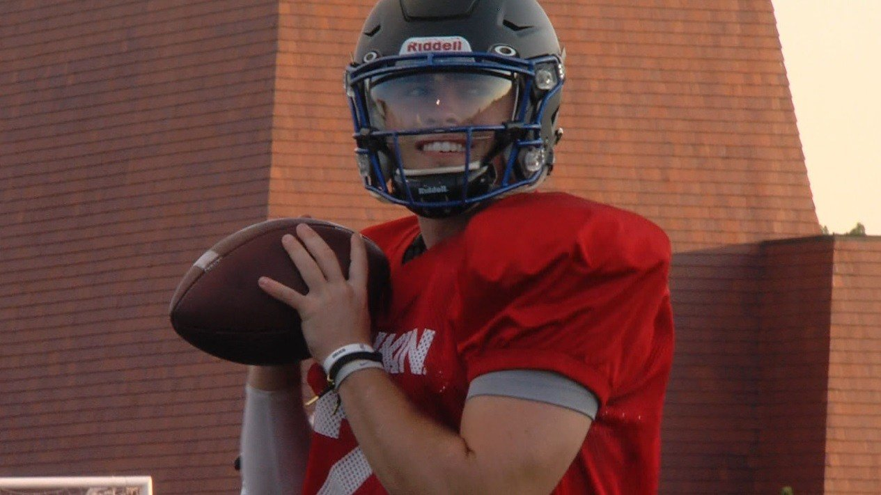 Casey-Westfield graduate Nicco Stepina returns for his senior season at Millikin after posting 29 passing touchdowns and 7 rushing touchdowns last year.