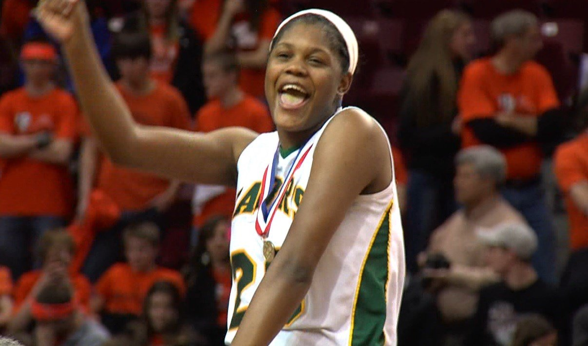 Tori McCoy was named to the 2016 McDonald's All-American Game after a prolific career at St. Thomas More.