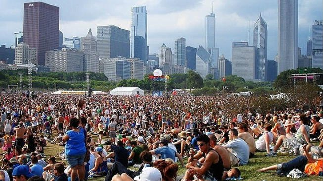 Teen dies after attending Chicago's Lollapalooza fest