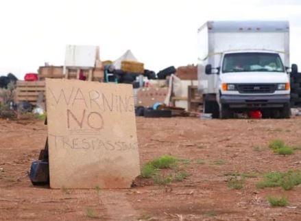 (Jesse Moya/The Taos News via AP)