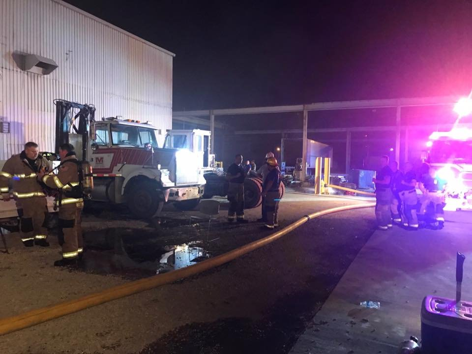 Photo: Danville Fire Dept.