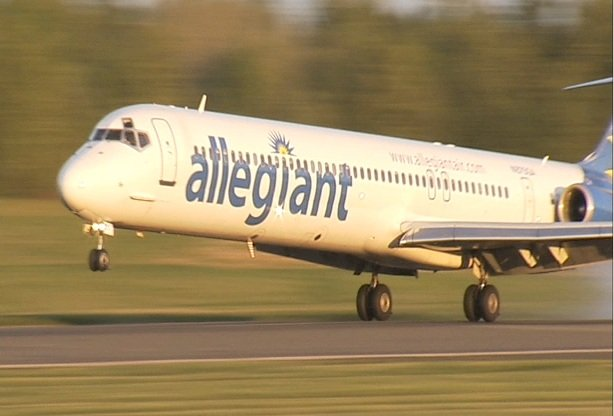 Allegiant Air To Take Over Springfield Service To Florida