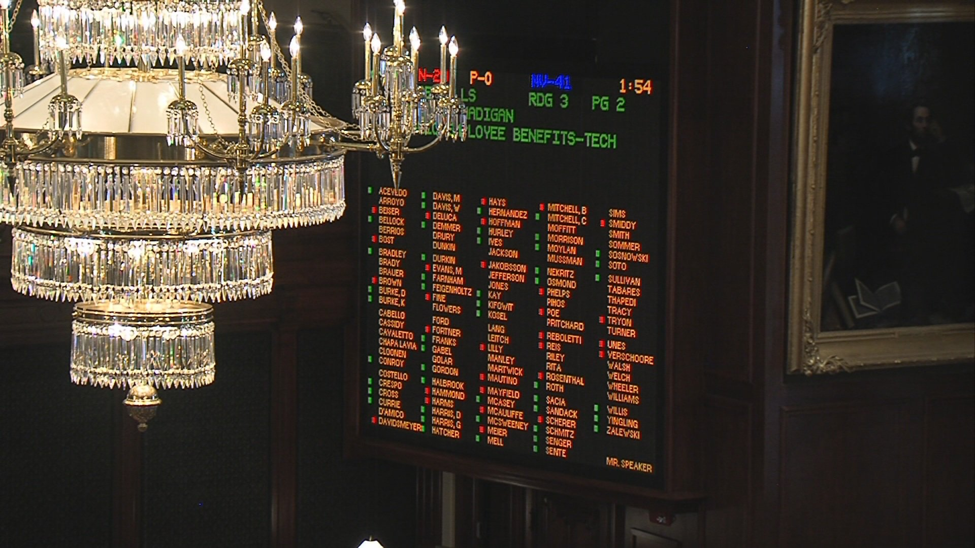 Illinois House Passes Pension Reform - Wandtv.com, NewsCenter17