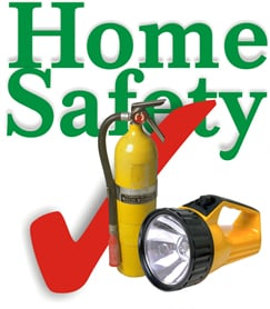 Staying safe around the house newscenter17 for Safety around the house