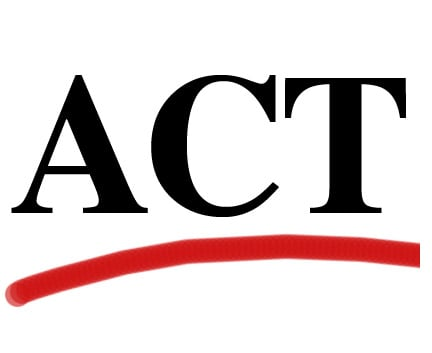ACT Test Dates 20182019 The Princeton Review