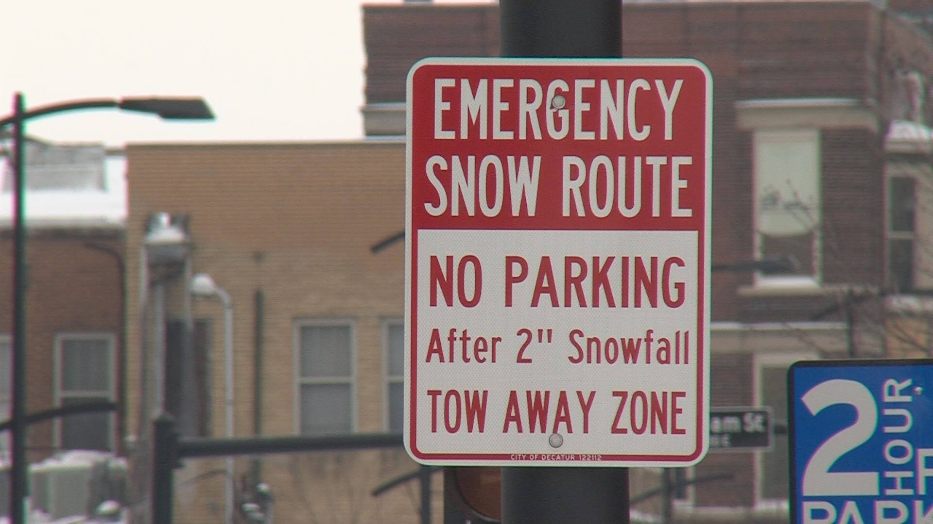 emergency snow zones keep out  wandtvcom, newscenter17  ~ Wand Tv Local News Headlines