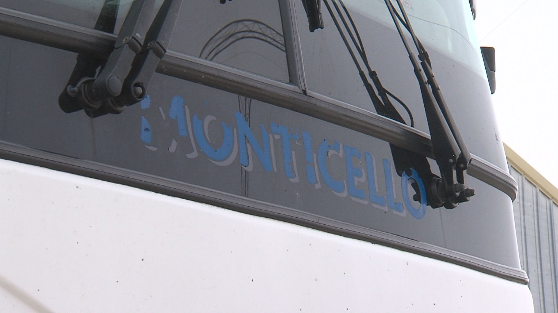 monticello bus service closes  wandtvcom, newscenter17  ~ Wand Tv Weather School Closings