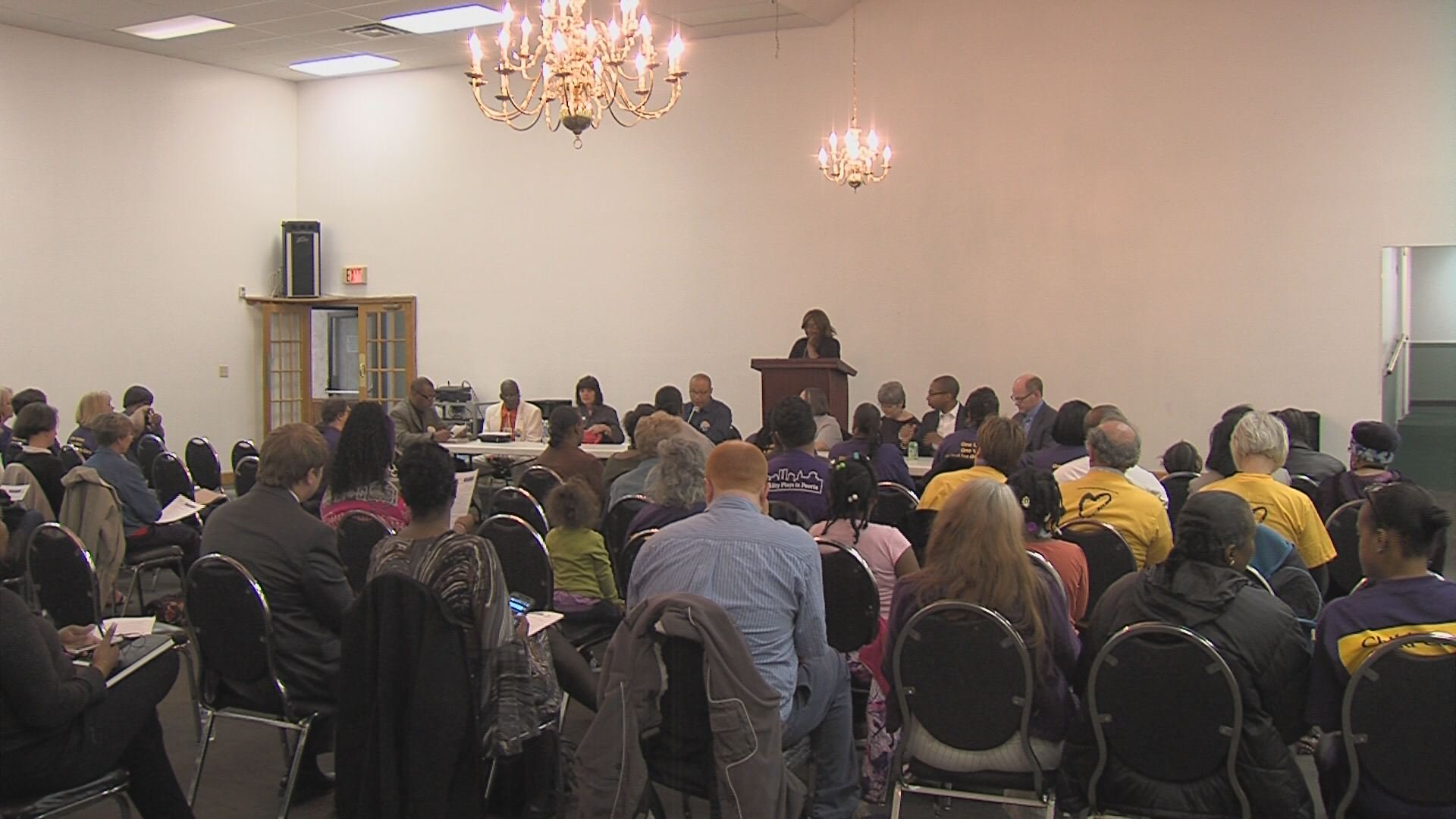 Decatur Holds Town Hall Meeting About Fair Tax Act ~ Wand Tv Cozi