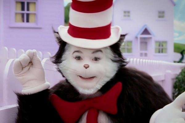 Cat In The Hat Movie Rated G