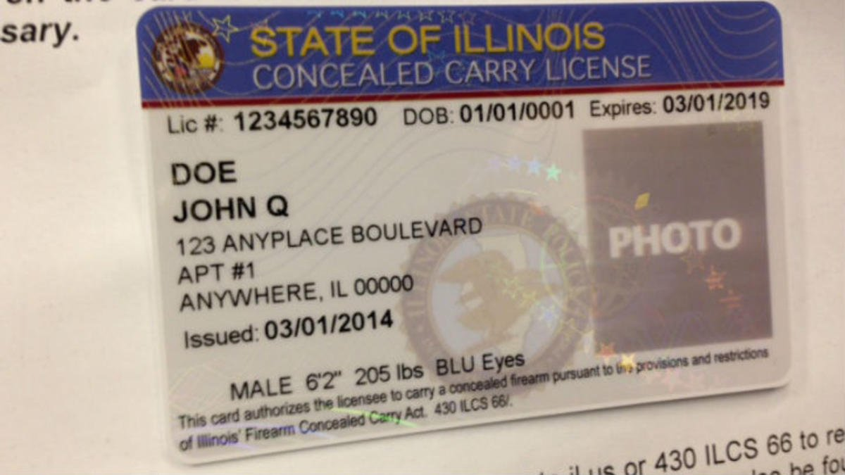 state lawmaker says illinois 39 concealed carry law is