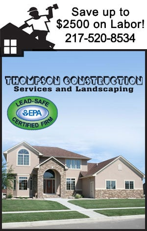 Thompson Construction Services - Sponsorship Header