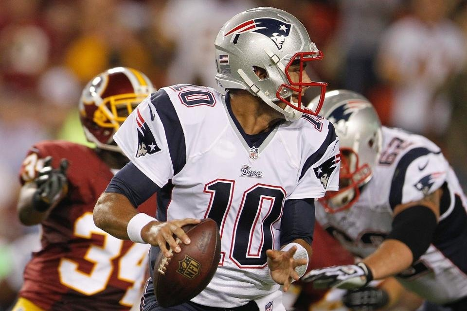 Jimmy Garoppolo (AP Photo)