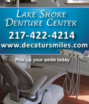 Lake Shore Denture Center - sponsorship