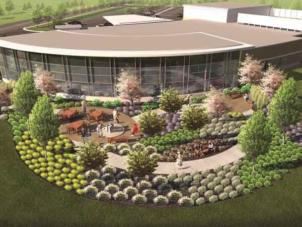 Sarah bush lincoln to open cancer center newscenter17 stormcenter17 central for Gardens regional hospital and medical center