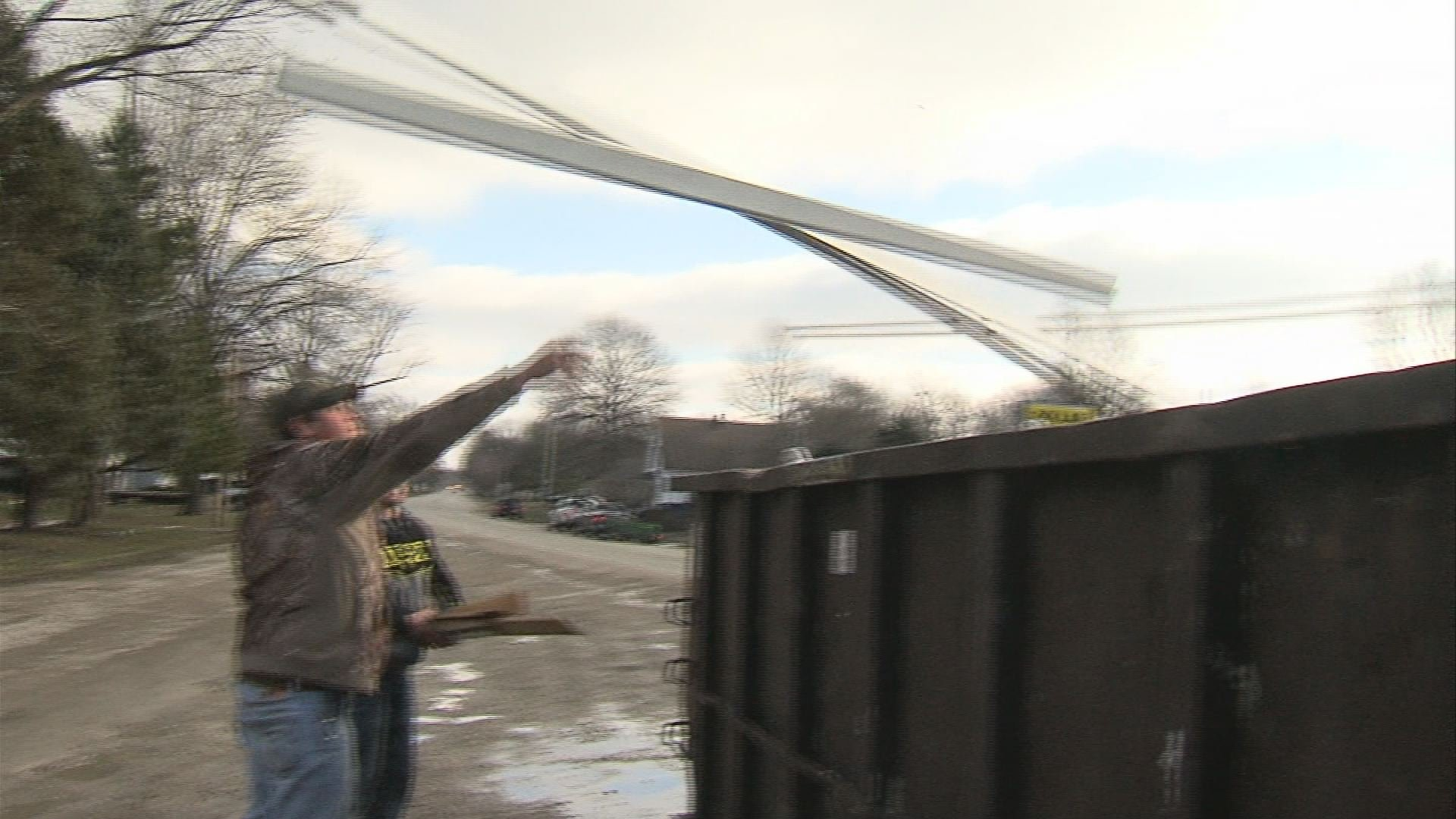 Kincaid continues flood recovery  Wandtvcom  ~ Wand Tv Cozi