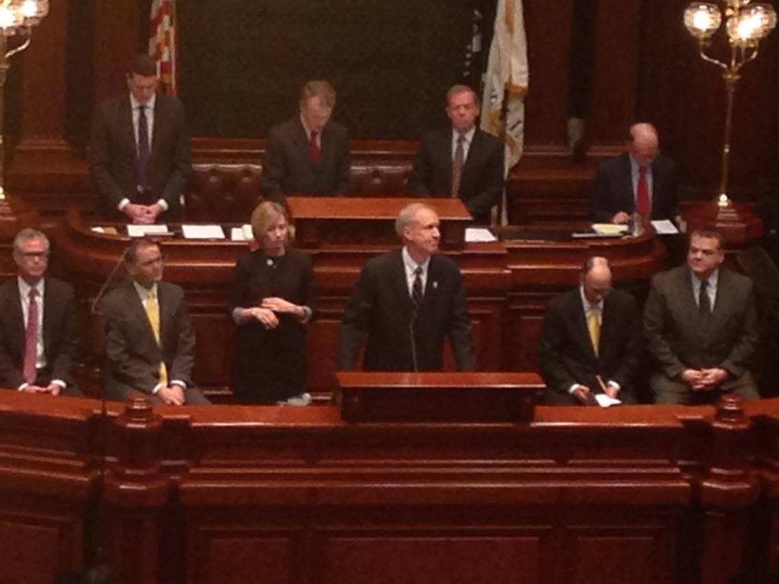 Gov. Rauner Delivers State Of The State Address - Reaction And Analysis