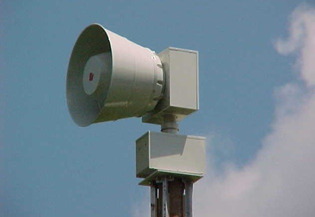 Lyon County's Severe Weather Awareness Week begins with siren test