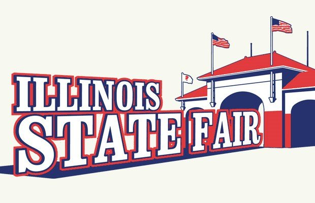 Illinois State Fair 2018 Logo