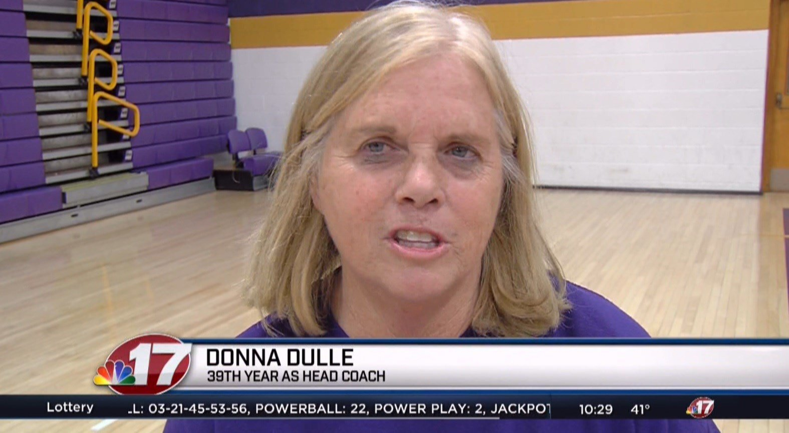 Donna Dulle and the Mt. Pulaski Hilltoppers are a No. 1 seed in the Class 1A volleyball playoffs.